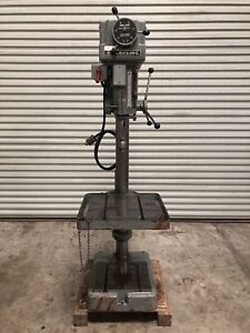 Clausing 2276 20 Variable Speed Drill Press Usa gmt 1738