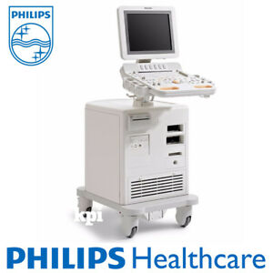 Cvo Philips Healthcare Hd7 Ultrasound Machine Shared Service System Only