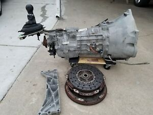 Gm Chevy Camaro Ls1 Ls2 Ls3 Ls6 Ls7 L99 Tr6060 6 Speed Manual Transmission 2013