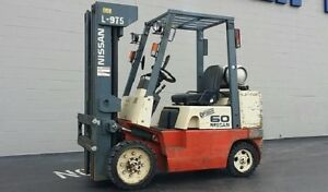 Nissan Forklift Manual | MCS Industrial Solutions and Online