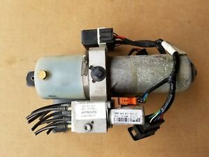 2003 2009 Audi A4 S4 B6 B7 Rs4 Convertible Cabrio Top Motor Pump Oem