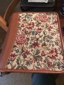Classic 1 5 Floral Tapestry Full Grain Leather Franklin Quest Planner Binder