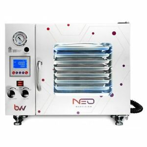 Bvv 0 9cf Neocision Certified Lab Vacuum Oven 5 Wall Heating Led