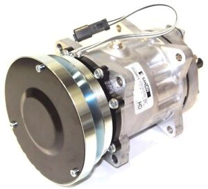 Genuine Sanden A c Compressor Cat 3e1908 Case 317008a3 86993463 Part 70 1 0018