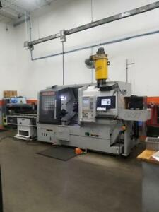 Mori Seiki Nlx 2500sy Nl With Lns S3 Bar Feeder