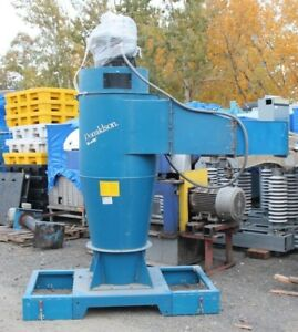 Donaldson Torit Cyclone Dust Collector 30 Cyc 15hp 3 phase