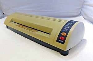 Tested Royal Sovereign Rs Business Document Laminating Macine Nr 1201 Laminator