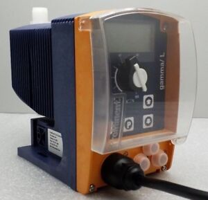 New Prominent Gala1601pvt200ud012100 Metering Pump Dosing Pump Complete