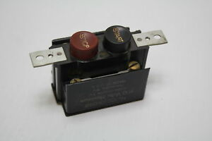 Cutler hammer 10250h56b Start Stop Pushbutton Switch Used