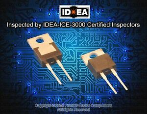 50 pcs Diode Ultra Fast 300v 8a To 220ac 2 pin To 220ac Ir 8eth03