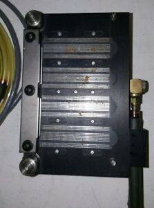 Parker L20 Compumotor Linear Stepper Motor Air Lubricated With Hose