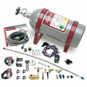 Nitrous Oxide Injection System Kit Performer Efi Dry System Fits 2002 Cavalier