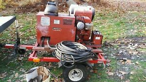 Lincoln Welder And Welder Generator tools trailer business home generator truck