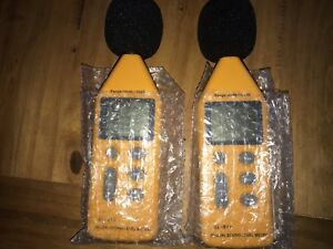 Digital Sound Level Meter Set Of 2