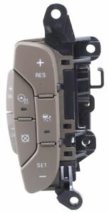 Cruise Control Switch Wells Sw7946 Fits 2006 Cadillac Dts