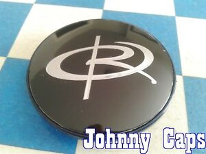 Rota Wheels 74 Blue Center Cap 2 Custom Center Cap Qty 1