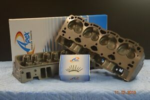 Cylinder Head Chevy 350 5 7l V8 Sbc 062 906 Vortec 96 02 Pair W Head Gasket And