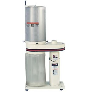 Jet 708642ck 650 Cfm Dust Collector With 2 Micron Canister Filter