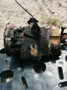 Eaton Fuller Fs6106a Transmission 6 Speed