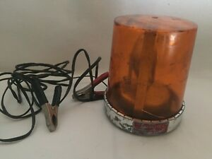 Federal Sign And Signal Model 121 Beacon Ray Vitalite 12v