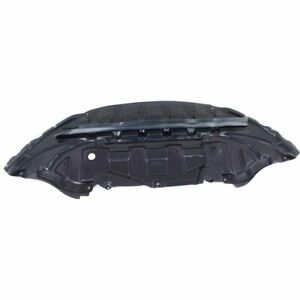 New Engine Under Cover Splash Shield For Ford Mustang 2013 2014 Fo1228130