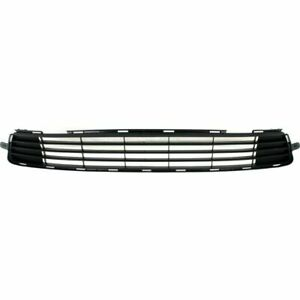 New Front Center Bumper Cover Grille For Toyota Corolla 2011 2013 To1036125