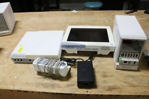 Ge Solar 8000i Anesthesia Patient Monitor System 451n