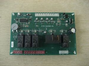 Hoshizaki 2a1592 01 Hos 009 Ice Machine Control Circuit Board Used Free Shipping