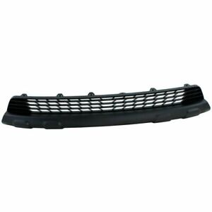 New To1015105 Front Primed Plastic Air Dam For Toyota Matrix 2005 2008
