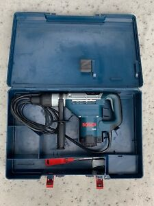 Bosch Rotary Hammer Drill Model 11240 W 1 Bit Great Condition