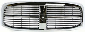 New Ch1200282 Grille For Dodge Ram 2500 2006 2009