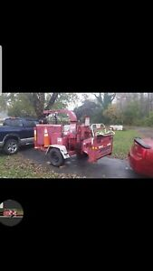 Chipper Woodchuck Hy Roller Runs Great Super Price Works Great And Ready To Go
