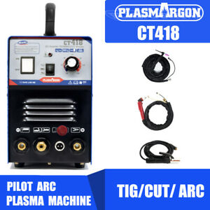 Multifunction Plasma Cutter Welder Machine Tig mma cut Pilot Arc Cnc Compatible