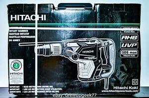 Hitachi Dh40mey 1 9 16 2 mode Sds Max Ac Brushless Rotary Hammer New Sealed