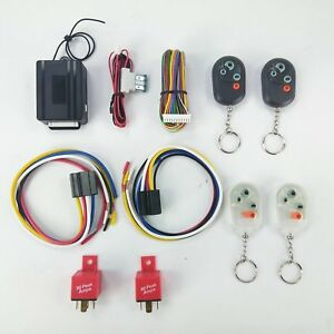 80 Amp Shaved Door Handle Kit Remote Controller Just Add Solenoids Chevy Ls1 Ss