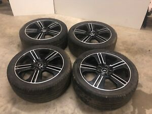 2013 2014 Ford Mustang Gt 19 Rim And Tire Factory Stock Oem
