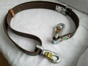 Never Used Klein 6 6 Linemans Pole Strap 5295 6 6