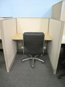 Hon Telemarketing Cubicle 3 5 x3 5 local Pickup Only