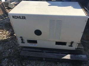 Kohler Enclosed Generators
