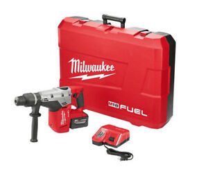 Milwaukee 2717 21hd Cordless 1 9 16 In M18 Sds max Rotary Hammer Drill Kit New