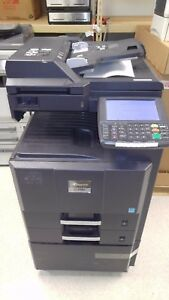 Copystar Cs 2550ci Used Off Lease Color Copier