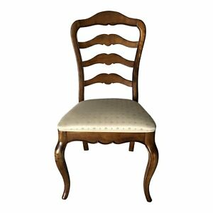 Ethan Allen French Country Style Dining Chair