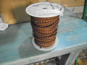 Type K Thermocouple Wire Sle solid Fiberglass 20 Awg 354 Spool 45 Per Ft