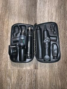 Welch Allyn Diagnostic Set Otoscope And Ophthalmoscope Hard Case