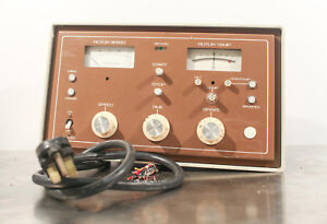 Beckman Coulter J2 21 Centrifuge Control Panel Wiring Power Cord Components