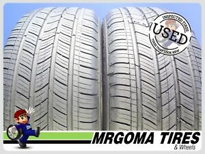 2 Michelin Energy Saver A S Green X M S 235 55 17 Used Tires 91 Life 2355517