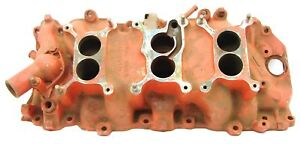 1967 Corvette 427 Tri Power Intake Manifold 427 400 Hp Gm Part 3894382
