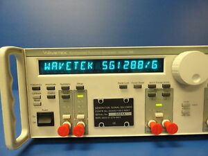 Wavetek Synthesized Function Generator 288