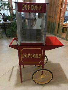 Paragon Theater Pop 4 Ounce Popcorn Popper Machine Made In The Usa