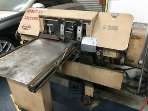 Kalamazoo Model H9awv Horizontal Band Saw 9